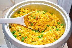 Golden Basmati Rice with Peas-aptso exports